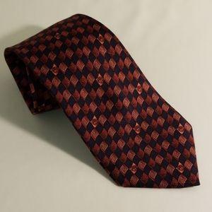 Vintage VERSACE 100% Silk Necktie